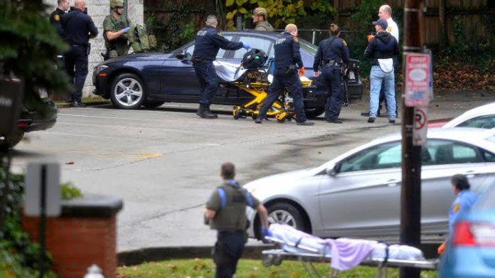 خبر عاجل: مقتل 10 أشخاص في كنيس اليهودي في Pittsburgh بالولايات المتحدة الأمريكية