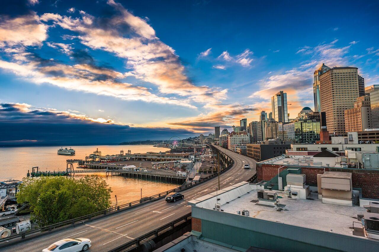 سياتل ، واشنطن - Seattle, WA