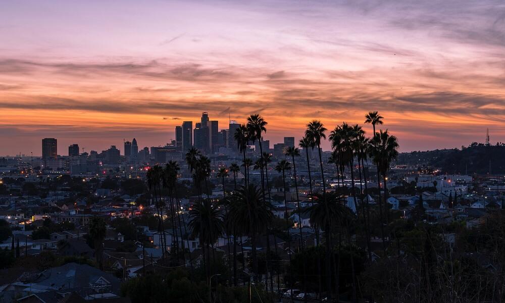 لوس أنجلوس، ولاية كاليفورنيا - Los Angeles, CA
