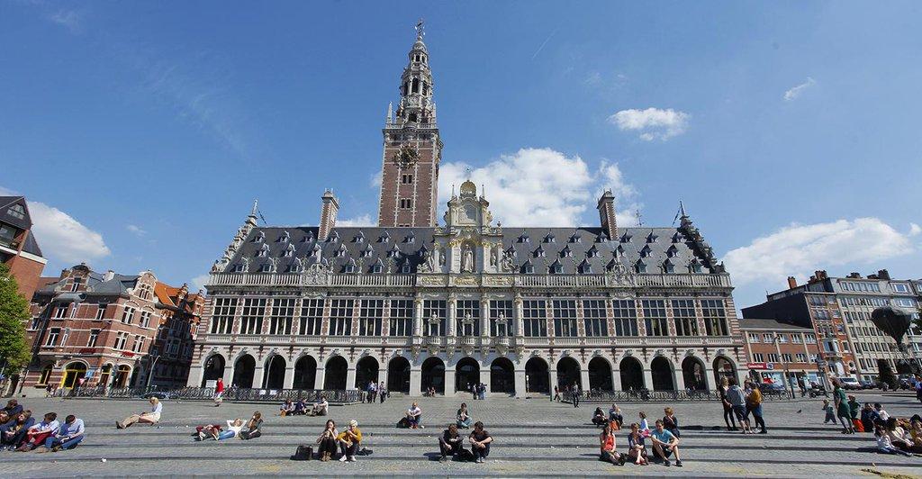 لوفين كو KU Leuven