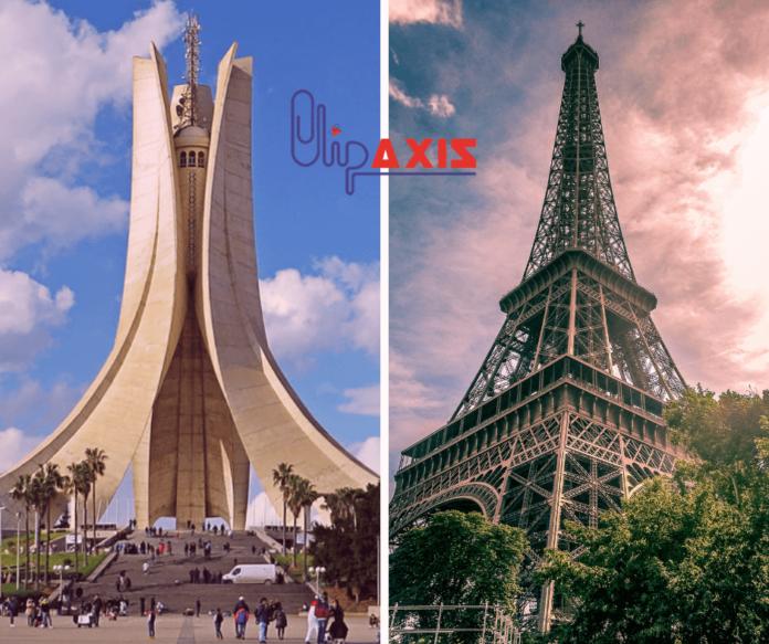 الفرق بين الحياة في باريس و الجزائر العاصمة