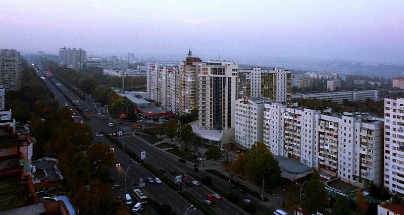 مستوى المعيشة في مولدوفا