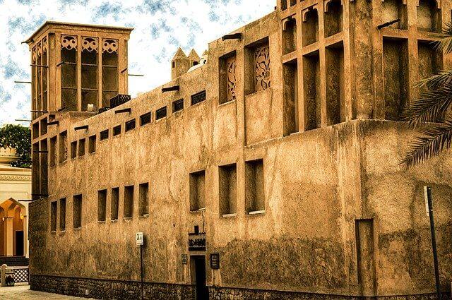 البستكية (دبي القديمة)