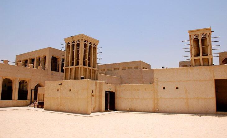 بيت الشيخ سعيد المكتوم
