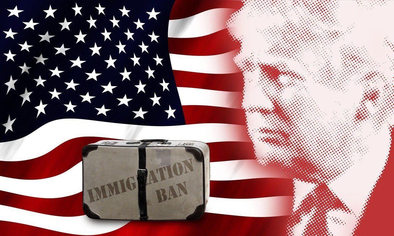 دونالد ترامب و الهجرة