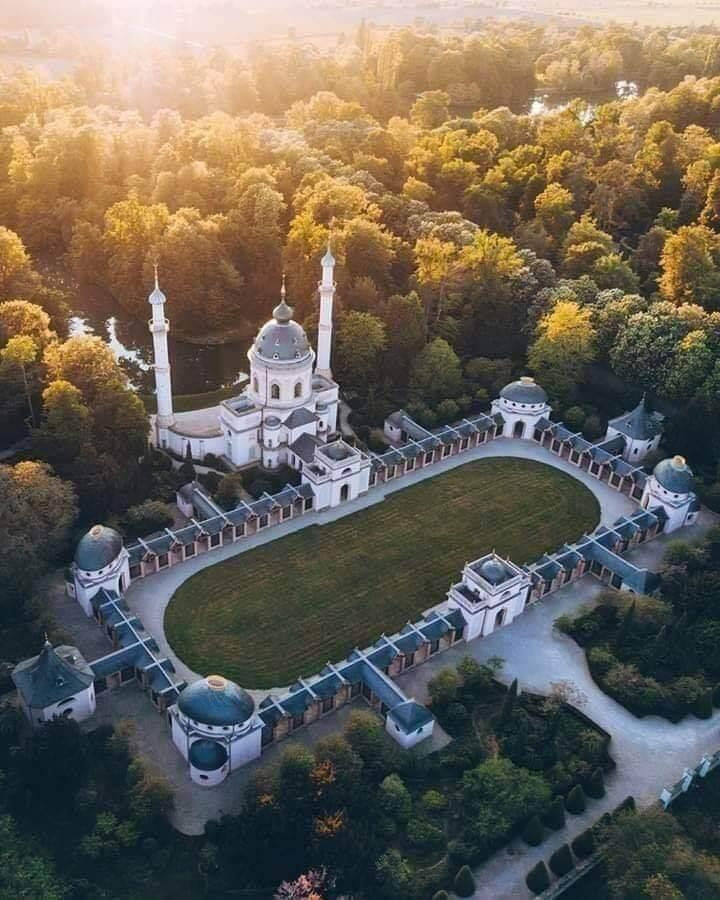 مسجد شويتزنجين- Schwetzingen Mosque