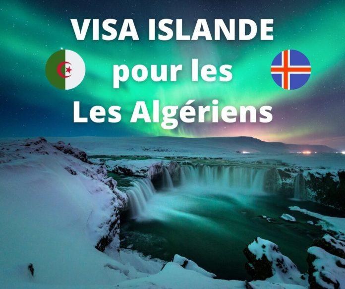 visa pour les algeriens,pays les plus faciles,dossier visa island touristique schengen